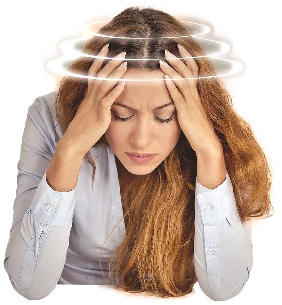 Как сделать чтобы закружилась голова